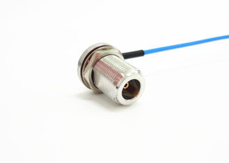 SMA RF Cable Assemblies Male Right Angle To N Female Right Angle RF Cable
